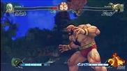 Street Fighter Iv Gameplay - El Fuerte