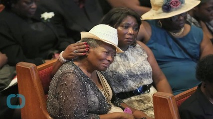 Hundreds Attend 1st Funeral for Charleston Church Shooting Victims