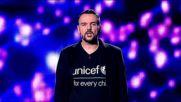 Владимир Ампов-Графа в подкрепа на УНИЦЕФ срещу насилието над деца