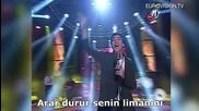 Can Bonomo - Eurovision 2012 Turkiye - Youtube