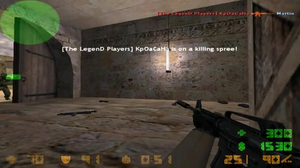 Counter-strike 1.6 Bot Playing!