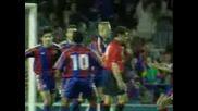 Barca - Osasuna (8 - 1)