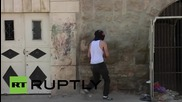 State of Palestine: Clashes in Hebron after toddler killed in 'Israeli settler' arson attack
