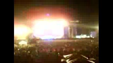 Metallica Live In Sofia - Seek And Destroy