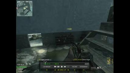 Modern Warfare 3 movie by [bg] Rodenta (загрявка)