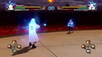 Naruto storm revolution Rikudou Nagato mod