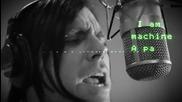 Премиера! Three Days Grace - I Am Machinе - official music video - превод -