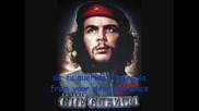 Hasta siempre Che Guevara Song + subtitles (english Spanish)