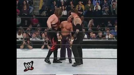 Единайсетте елиминации на Кейн на Кралското меле 2001
