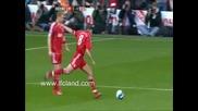 Страхотен Гол На Gerrard От Фаул