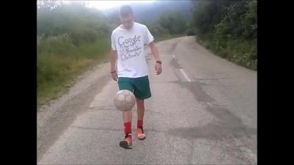 Google street view Borislav Orlinov (мартиновски язовир)