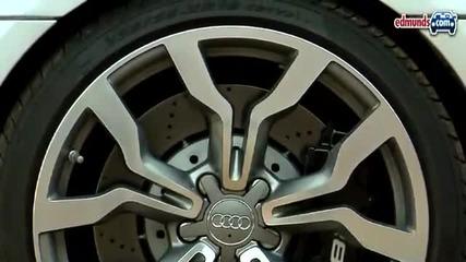 Very V10 2010 Audi R8 5.2 Fsi Road Test Video