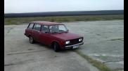Lada 2104 Burgas Drift