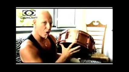 Mike Terrana Drumcraft