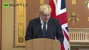 'More Britain abroad' - Boris Johnson Holds First Joint Presser with John Kerry