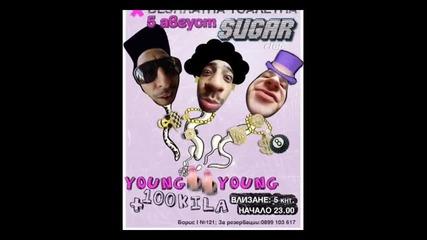 O Kolko Si Pros - Shugar Club - 05.08.2010 - Live - Young Bb Young + 100 Kila