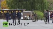 France: Paris landmarks under lockdown following deadly attacks