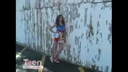 Girls of Camp Rock - Teen Magazine