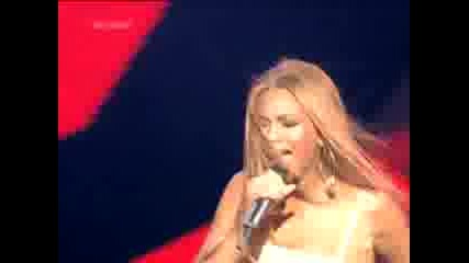 Beyonce [live] - Baby Boy / Crazy In Love