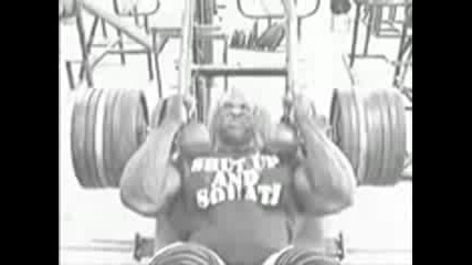 Ronnie Coleman - Training