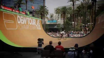 Dew Tour Las Vegas - Monster energy drink