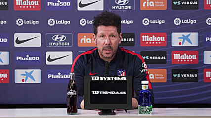 Spain: Simeone welcomes withdrawal of Atletico Madrid from the European Super League project