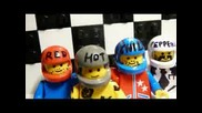 Red Hot Chili Peppers - Charlie(lego)