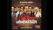 Arka Siradakiler - Enstrumental Muzigi