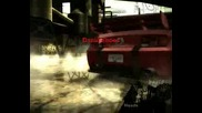 Need For Speed Most Wanted - Kak Se Pravi na Razor kolata