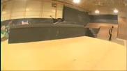 Bam Margera New Private Skate Park
