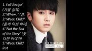 1310 Heo Young Saeng(ss501) - She[4 Mini Album]full -