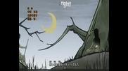 Naruto Shippuuden ending 18 ( bg subs )