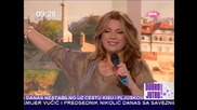 Indira Radic - Pozelela - Dobro Jutro ( TV PINK 2014 )
