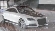 Новоto Audi Т Т ultra Quattro