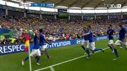 Италия 1 - 0 Швеция ( 17/06/2016 ) ( Евро 2016 )