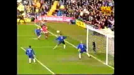 Kanu - Goal For Arsenal vs. Chelsea