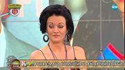 """В """"На кафе"""" в Деня на жената актрисата Милена Маркова - Маца посрещна рождение си ден"""