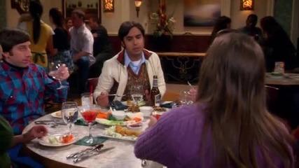 The Big Bang Theory - Season 7, Episode 3   Теория за големия взрив - Сезон 7, Епизод 3