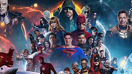 Dctv Crisis on Infinite Earths Theme (music video)