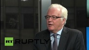 USA: Churkin dismisses 'accusations' of Russian aggression in Syria