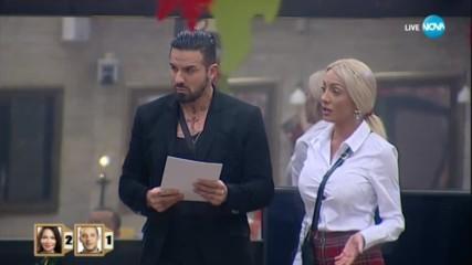 Номинациите на Албена, Златка и Благой - Big Brother: Most Wanted 2018