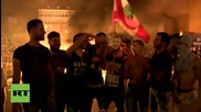Lebanon: Violence erupts as You Stink protests instensify