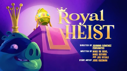 Angry Birds Toons - s03e01 - Royal Heist