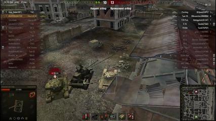 World of tanks Bg666bg Churchill Vii vs M26 Pershing