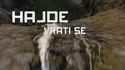 !!! Dr. Grof Feat Josip Bensak 2016 - Ja Se Ne Predajem ( Official Lyric Video ) - Prevod