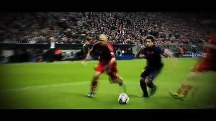 Барселона - Байерн Мюнхен 01.05.2013 Втора част !