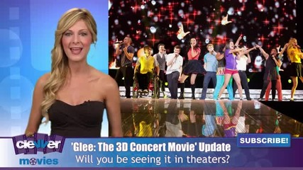 Glee The 3d Concert Movie Special Screenings Coming 2 Days Before Release