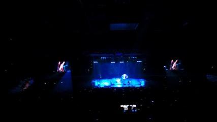 Iron Maiden Live Sofia 2014 Phantom of the Opera