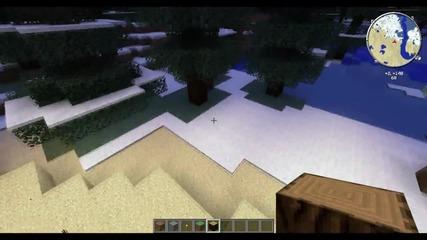 Minecraft Tricks епизод 13 Скрити къщи! с Naruto_hinataa.