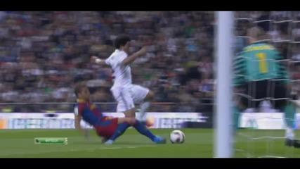 Cristiano Ronaldo vs Barcelona Home 2010_2011